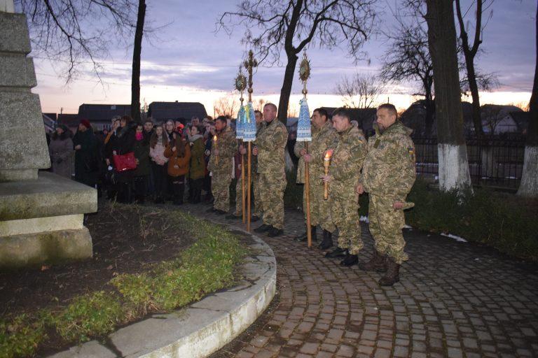 Ямницька ОТГ вшанувала пам'ять героїв Крут