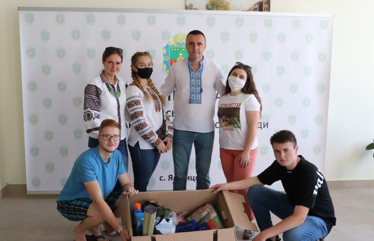 РОМАН КРУТИЙ ПРИВІТАВ ПЕРЕМОЖЦІВ МІЖНАРОДНОГО TIK-TOK-ЧЕЛЛЕНДЖУ