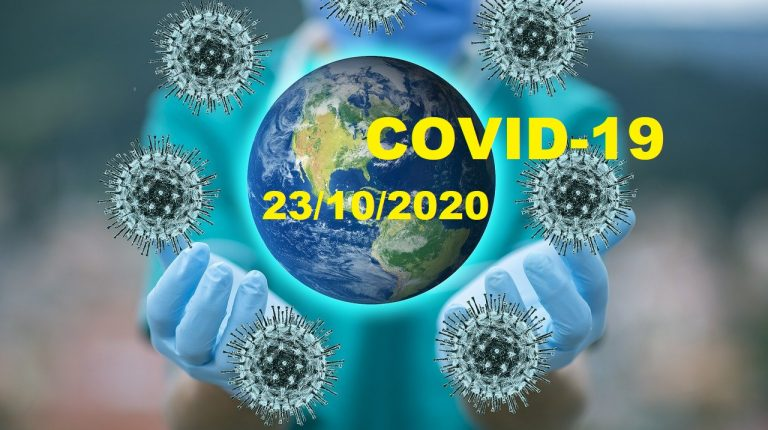 COVID-19 У ЯМНИЦЬКІЙ ОТГ СТАНОМ НА 23.10.2020