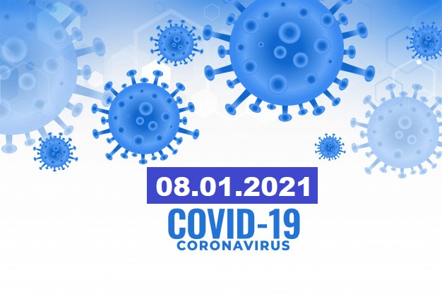 COVID-19 У ЯМНИЦЬКІЙ ГРОМАДІ СТАНОМ НА 08.01.2021